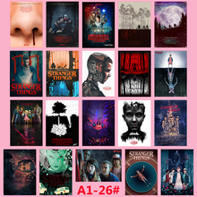 Stranger Things 20/pcs PVC Series Stickers Classic Creative Design collection Gift High quality Printing waterproof Sunscreen(China)