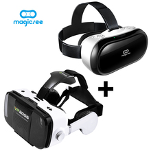 Magicsee M1 5.5inch All in One FOV90  3D VR Andriod 5.1 RK3288 2K BT4.0 4000mAh 3D Game Movie