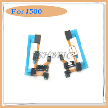 For SAMSUNG GALAXY J5 J500 2015 Home Button Sensor Headphone Flex Cable Replacement Parts