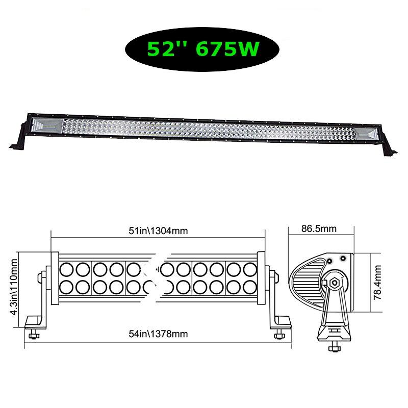 Auxtings-Straight-Light-Bar-22-32-42-52-Work-Light-3-Row-4x4-Truck-ATV-RZR (3)
