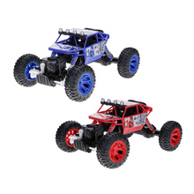 2.4Ghz 1:18 EP Scale Rock Crawler Assembly Kit Off-road Body Electric RC Cars(China)