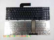 Brand New laptop keyboard  For DELL Dell Inspiron 15R N5110 M5110 5110 Service US version BLACK Replacement free shipping