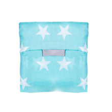 Large capacity Reusable Waterproof nylon fabric Stripes Stars Folding Large Eco Reusable Shopping Bag Storage Tote 6 color