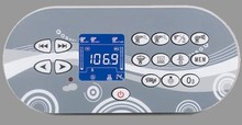 New! pa hot tub topside display panel for China swim spas