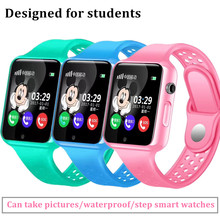 Original G98 GPS Bluetooth Smart Watch for Kids Boy Girl Apple Android Phone Support SIM /TF Dial Call and Push Message