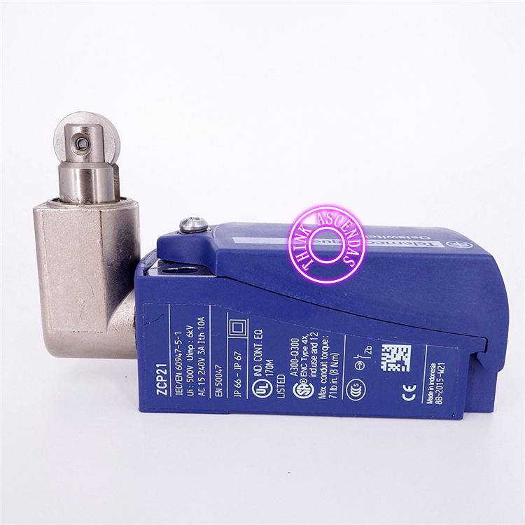 Limit Switch Original New XCKP2165G11 ZCP21 ZCE65 ZCPEG11 / XCKP2165P16 ZCP21 ZCE65 ZCPEP16<br>