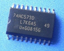 Free shipping 50PCS 74HC573D 74HC573 HC573 IC LATCH OCTAL D 3STATE 20SOIC Best quality