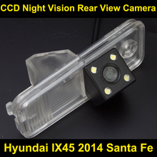 Car rearview camera for Hyundai IX45 2014 2015 Santa Fe CCD Night Vision BackUp Reverse Parking Camera