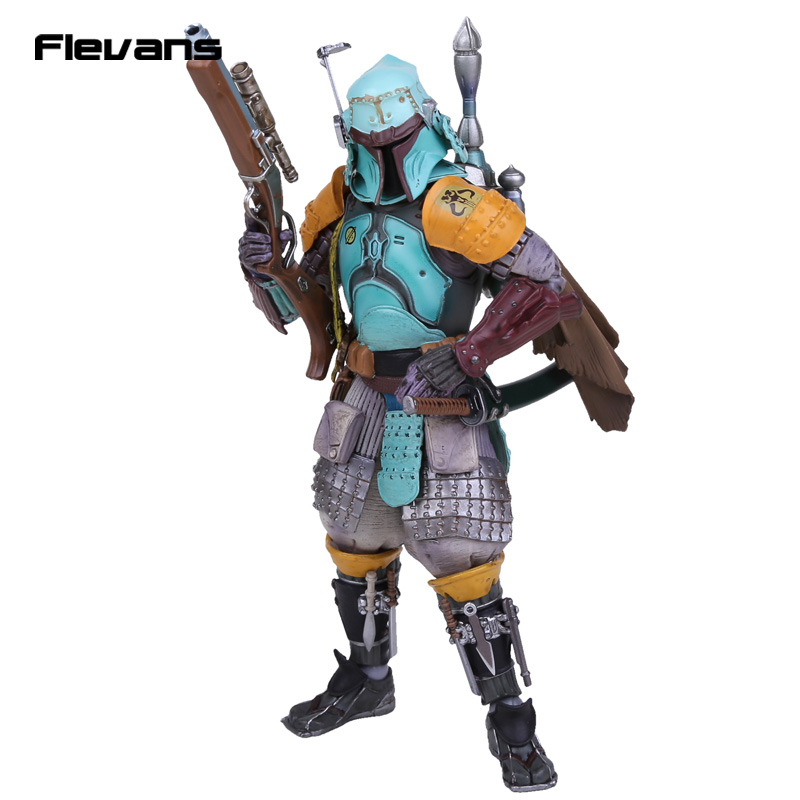 Star Wars Ronin Boba Fett PVC Action Figure Collectible Toy 18.5cm<br><br>Aliexpress