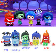 JASTER cartoon Inside Out usb flash drive Pen Drive Pendrive 8gb 16gb 32gb 64gb Flash Card Memory Stick Drives Inside Out