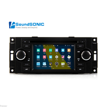 Android 4.4.4 For Dodge Calibe Caravan Charger Dakota P/U Durango Intrepid Magnum Neon RAM Pickup Car DVD Navigation Multimedia
