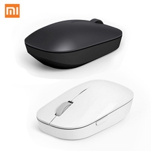 2017 Original Xiaomi Wireless Mouse 2.4Ghz 1200dpi Portable Mouse Optical For Macbook Windows 8 Win10 Laptop Computer Office(China)