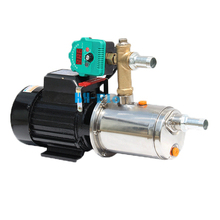 220V 25MM Stainless Steel Self-priming Pump Water Supply Booster Pump Automatic Digital Display Well Suction Pump Screw Pump