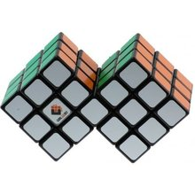 LeadingStar Cube Twist Double 3x3 Magic Cube (difficulty 9 of 10)