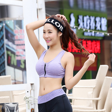 2016 Hot Women Yoga Clothes Bra Stretch Vest Sports Wear Suits Bra Running Gym Yoga Top High Elastic Adult Lady Yoga Clothing