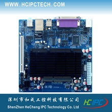 HCIPC 2046-10 ITX-HCM52X21D, Atom D525 Embedded Mini ITX Motherboard(China)