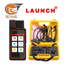 Launch X431 Diagun IV with yellow case Full System Diagnotist Tool Free Update Online X-431 Diagun IV 4 Code Scanner DHL free(China)