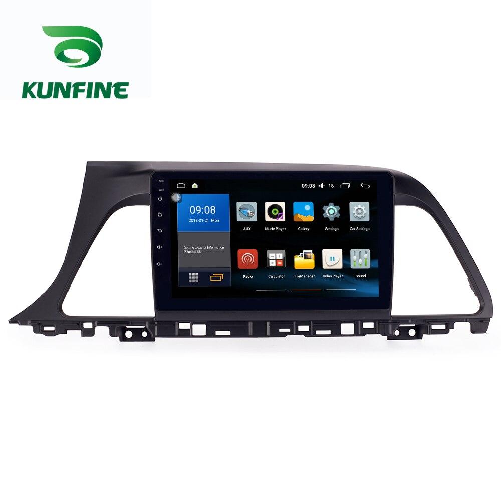 Android Car DVD GPS Navigation Multimedia Player Car Stereo For Hyundai Sonata 2015-2017 2.0L Radio Head unit (8)