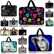 Neoprene Laptop Sleeve Bag Notebook Case Smart Cover 7 10 12 13 14 15 17.3 inch Tablet Netbook Computer Bag #2(China)