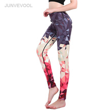 Buy Mirror Block Leggings Women Fitness Elastic Legging Gothic Workout Femme Pants Punk Rock Mujer Legins Sportswear Capris Leggings for $12.67 in AliExpress store