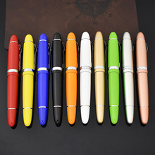 JINHAO Brand 159 Metal Roller Pen Colored Ball Pen School Writing Pen Kids Gift Office Supplies Free shipping 3364