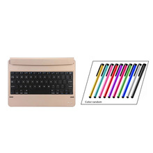 In Stock!Newest Professional Ultra Slim Wireless Bluetooth Card Slot Type Keyboard Aluminum Keyboard For IOS For IPad Pro