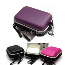 Hard Case Shock Resistant Compact Digital Camera Case Double Zipper Protective Bag Pouch For NIKON COOLPIX Camera
