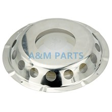Marine Stainless Steel Deck Ventilator Boat Yacht Dome Vent Caravan Exhaust Fan(China)