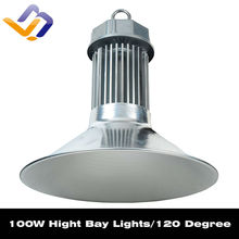 wholesale 100w Led high bay light high quality warranty 3 years LED Bulb Luminous 100-120LM/W industrial workshop fresh market