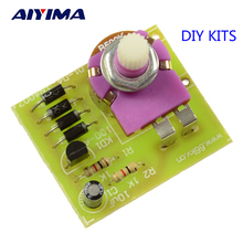 Silicon controlled lamp light dimmer Controller Adjustable light switching circuit board DIY Kits(China)
