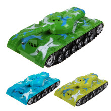 1:22 Classic R/C Radio Remote Control  RC  Fighting Battle Tank Model For Children Gifts Free Shipping