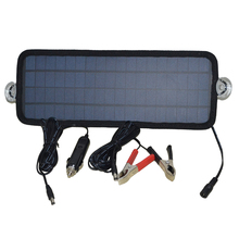 Hot 12V 4.5W 8.5W Solar Panel Portable Solar Charger Module For Car Automobile Boat Rechargeable Power Battery Supplier(China)