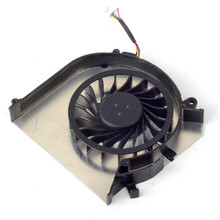 Silver Laptops Computer Replacements Cooling Fan CPU Cooler Power 5V 0.4A Fan Accessories Fit For HP DV6-7000/DV7-7000 F1171 P25