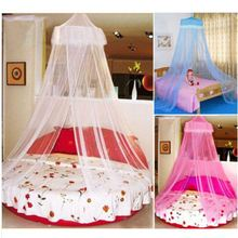 2017 New House Mosquito Net Bed Single Double King Midge Insect Fly Canopy Netting