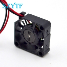 2pcs new MF15B-05 5V 0.06A 1.5cm 15mm 1505 15x15x5mm mini micro fan server cooling fan(China)