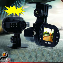 Mini Small CAR DVR Black Box Camcorder Recorder 1.5 Inchs LCD Camera Video with Motion Detector, Loop Record , Night View