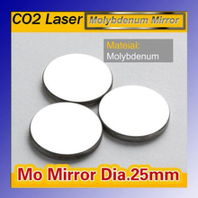 25mm Mo Mirror Co2 Laser Mirror Laser Reflector for Laser Engraver Cutting Machine