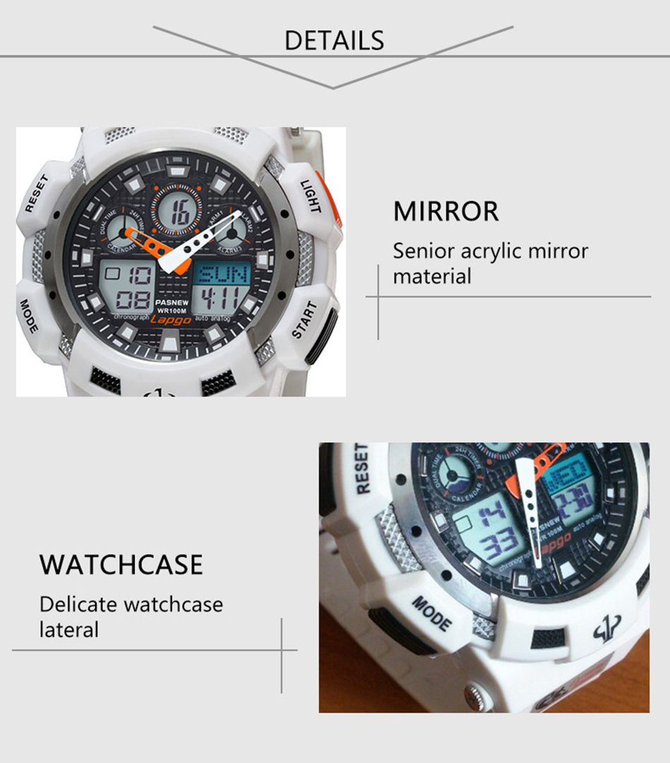 Free Shipping 100M Waterproof Men Sports Watches PASNEW Digital Swimming Dive Military Wristwatch Big Relogio Masculino Hodinky (3)