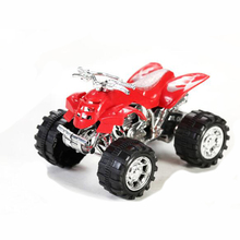 Mini Motorcycle Children Assembled Toy Car Four-wheel Drive Child Toy Birthday Christmas Gifts For Kids Cars Toys K2764(China)