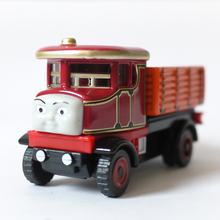 D924 New scarce Thomas and  friend Elizabeth Diecast Metal magnetic The Tank Engine take along train metal Track Child Toys