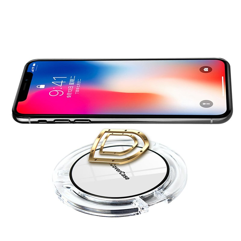 Wireless Charger For Samsung Galaxy Note 5 S7 S6 Edge Charging Power Bank Phone Accessory Pad For Samsung Galaxy 5 S6 S7 Charger 3