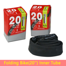 14 16 20 Inch Folding Bike Bicycle Inner Tube Tires For 14*1.5 1.75 16*1.5 1.75 20*1.25 20*1.5 32/50 406 40/47 305 254