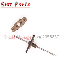 Free shipping S107 S107G Spindle RC Helicopter Main Tube Piece S107-15 for Syma S107 rc Helicopters Parts s107 Spare parts(China)
