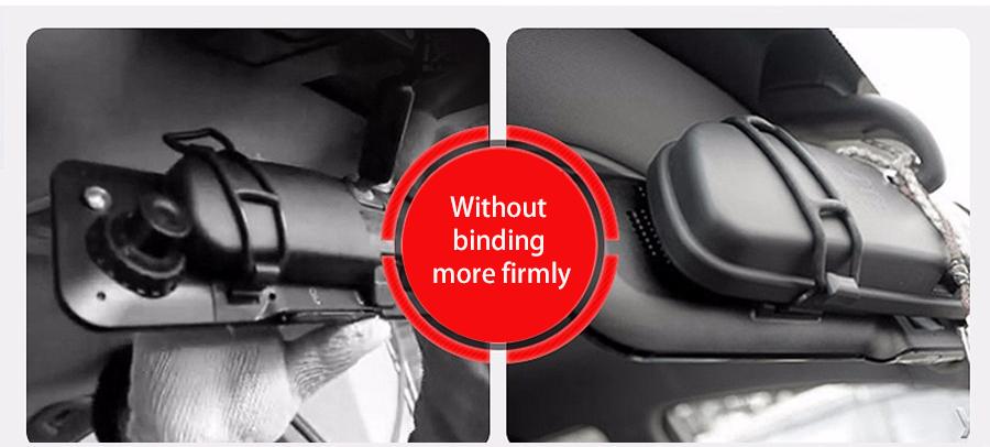 "Junsun 8"" 4G Special Mirror Car DVR Camera Android 5.1 with GPS DVRs Automobile Video Recorder Rearview Mirror Camera Dash Cam 5"