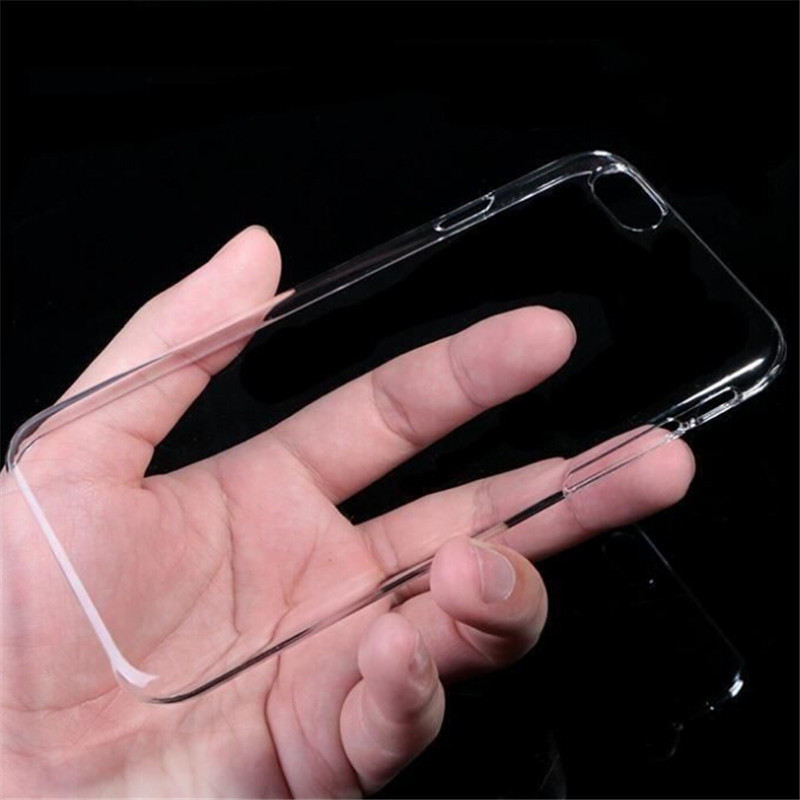 Ultra-Thin-Clear-Crystal-Rubber-TPU-Silicone-Soft-Case-For-iPhone-6-4-7-inch