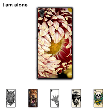 "For Sony Xperia Z1 L39H C6903 5.0"" Cellphone Cover Mobile Phone Protective Skin Color Paint Bag Shipping Free"