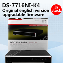 Buy stock DS-7716NI-K4 english version 16CH NVR 4SATA,4K NVR 8MP for $415.00 in AliExpress store