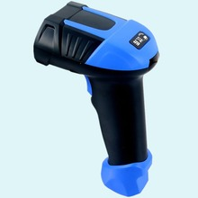 2D/QR Hand-Held Image Barcode Scanner  with USB/PS2/RS232 interface suitable for retail factories health care Free shipping