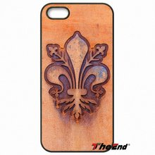 Fiorentina FC Logo Pattern Huawei P8 P9 Lite LG Moto G3 G4 G5 G6 Plus Sony Xperia Z3 Z5 X XZ XA E5 Compact Case Cover - The End Phone Covers Store store