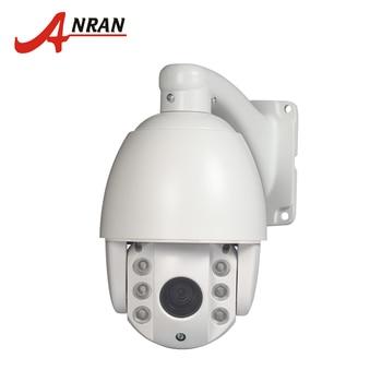1080P PTZ IP Camera 25fps 6 Array IR Day Night Vison Speed Dome Zoom 2.9-12mm Lens CCTV Security Network Surveillance Kit
